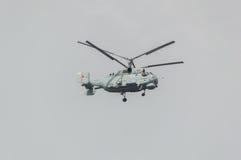 Россия, Санкт-Петербург, 30-ое июля 2017 - день военно-морского флота внутри Стоковые Фотографии RF