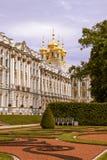 Россия Старый дворец в парке Стоковые Изображения