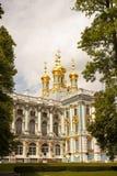 Россия Старый дворец в парке Стоковое Изображение RF