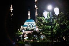 Россия Чеченская Республика Город Грозного 1-ое сентября 2017 стоковые фото