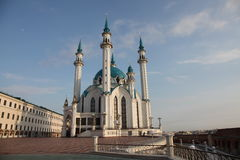 Россия kazan st petersburg мечети части декора собора керамический Стоковые Фотографии RF