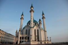 Россия kazan st petersburg мечети части декора собора керамический Стоковая Фотография