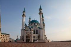 Россия kazan st petersburg мечети части декора собора керамический Стоковое фото RF