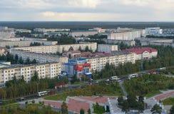 Россия, Kogalym, западный Сибирь Стоковое Изображение