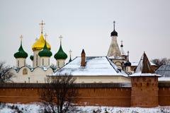 Россия suzdal Стоковые Фото