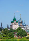 Ростов Кремль, золотое кольцо России Стоковая Фотография RF