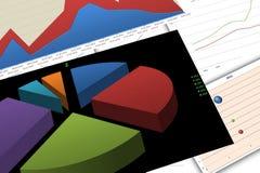 рост диаграмм диаграмм дела увеличил тарифы профитов бесплатная иллюстрация