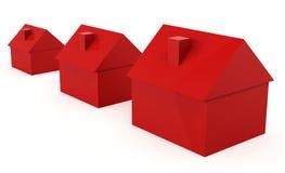 Рост недвижимости Стоковое Изображение
