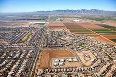 Рост снабжения жилищем стоковые изображения rf