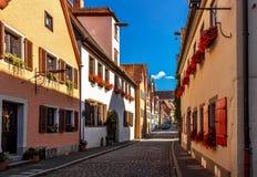 Ротенбург-ob-der-Tauber - Германия стоковые фотографии rf