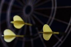 дротики Стоковое фото RF