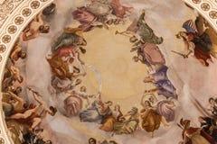 Ротонда Вашингтон библиотеки конгресса Стоковое Изображение RF