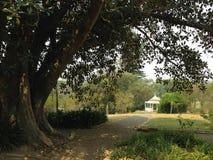 Ротонда сада Стоковое Изображение