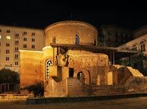 Ротонда St. George в Софии bulbed стоковая фотография