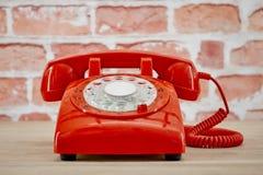 Роторный телефон Стоковое Фото