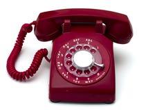 роторный телефон Стоковое Изображение