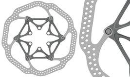 Ротор тарельчатого тормоза Стоковые Изображения