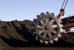 ротор части землекопа Стоковая Фотография RF