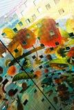 Роттердам Markthal Стоковые Изображения