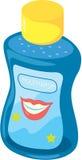 рот - мытье бесплатная иллюстрация