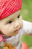 Рот ребенка пакостный Стоковые Изображения RF