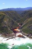 Рот реки Bloukrans Стоковая Фотография RF