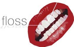 рот Стоковое Изображение RF
