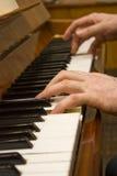 рояль игры стоковое изображение