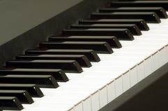 рояль клавиатуры Стоковое Изображение RF