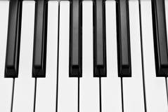 рояль клавиатуры Стоковая Фотография RF