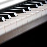 рояль клавиатуры Стоковые Фотографии RF