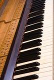рояль нот Стоковое Изображение