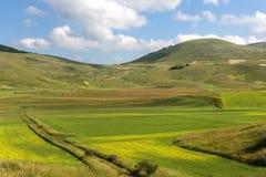Рояль Большой di Castelluccio (Италия) Стоковые Фото
