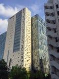 Родовой современный небоскреб Стоковая Фотография