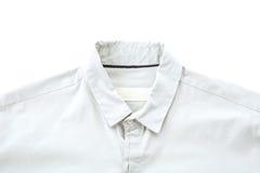 Рубашка конца-вверх Стоковые Изображения
