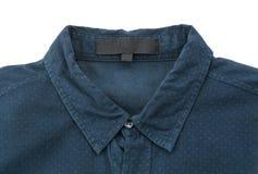 Рубашка конца-вверх Стоковое Изображение