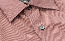 Рубашка конца-вверх Стоковые Фото