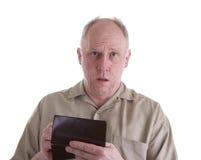 рубашка коричневой ванты чеков чекового старая Стоковые Изображения RF