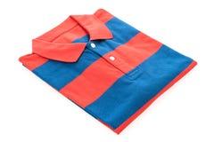 Рубашка поло стоковое фото rf
