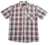 Рубашка, рубашка малышей на предпосылке. Стоковое фото RF