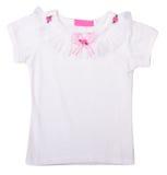 Рубашка, рубашка малышей на предпосылке. Стоковая Фотография