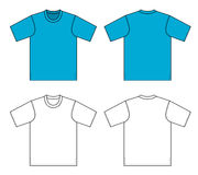 рубашка t иллюстрации Стоковые Фото