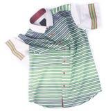 рубашки рубашки моды людей на предпосылке Стоковые Изображения
