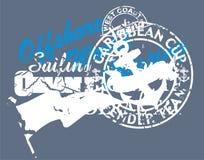 рубашки напечатанные вариантом t Стоковое Фото