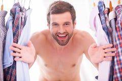 Рубашки на каждый день Стоковое Фото