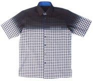 рубашки рубашки моды людей на предпосылке Стоковые Фотографии RF