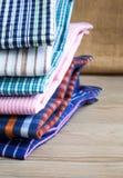 Рубашки людей Стоковые Изображения RF