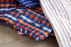 рубашки людей s Стоковое Изображение RF
