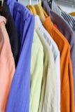 рубашки Стоковые Изображения RF