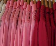 рубашки Стоковая Фотография